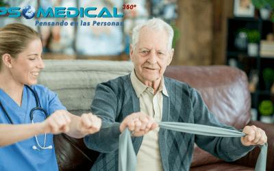 Fisioterapia en personas mayores