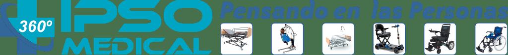 IpsoMedical - Pensando en las Personas - Soluciones para Personas Dependientes o con Dificultades de Movilidad